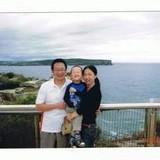 Família anfitriã em Beverly Hills, Sydney, Australia