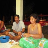 Host Family in Martintar, Nadi, Fiji