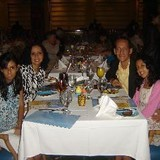 Famiglia a Puerto Azul, Guayaquil, Ecuador