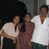 Famiglia a Alappuzha, Alappuzha, India