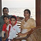 Host Family in Kovalam, Trivandrum, India