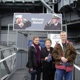 Famiglia a La Jolla Southpointe, La Jolla, United States