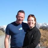 Famiglia a Opawa, Christchurch, New Zealand