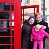 Famiglia a Marston, Oxford, United Kingdom