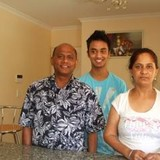 Homestay-Gastfamilie Sonny in Auckland, New Zealand