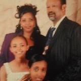Familia anfitriona en Addis Ababa, Ethiopia