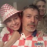 Famille d'accueil à Škrape, Split, Croatia