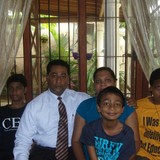 Famille d'accueil à Dehiwala / Mount Lavinia, Mount Lavinia, Sri Lanka