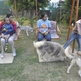 Gastfamilie in Nainitaal, Jungaliagaon, Bhimtal , India