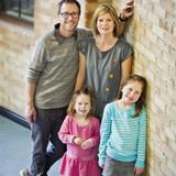 Família anfitriã Krista  em Saskatoon, Canada