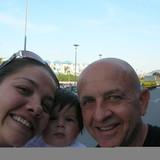 Família anfitriã em atatürk caddesi, izmir, Turkey