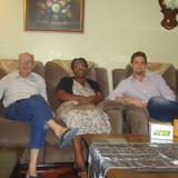 Famiglia a Balozi Estate, Nairobi, Kenya