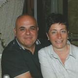 Familia anfitriona en Terni, Amelia, Italy