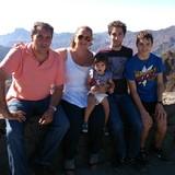 Familia anfitriona en pozoblanco, Cordoba, Spain