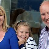 Famiglia a Caherconlish, Limerick, Ireland