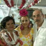 Família anfitriã em El Mercadillo, RONDA, Spain