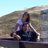 Familia anfitriona en Calen, Dalcahue, Chile