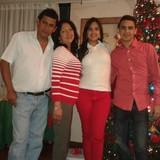 Famiglia a Ana Luisa, Quito, Ecuador