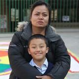 Famille d'accueil à Panipokhari, Kathmandu, Nepal