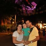 Famiglia a San Jorge, Heredia, Costa Rica