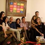 Famiglia a El Coyol, Alajuela, Costa Rica