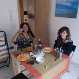 Famiglia a Blacklands, Hastings, United Kingdom