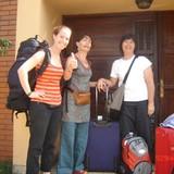 Famille d'accueil à San Isidro, Lima, Peru