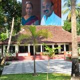 Familia anfitriona en Cochin, Cochin, India