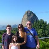 Homestay Host Family Stephanie in Nice, France