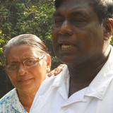 Familia anfitriona de Homestay H.G.Gamini en mirissa, Sri Lanka