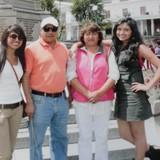 Familia anfitriona de Homestay Marcelo en Conocoto - Huertos familiares  La Macarena, Ecuador