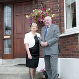 Família anfitriã em Southern Cross, Bray, Ireland