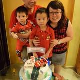 Família anfitriã Sally em Singapore, Singapore