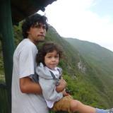 Famiglia a Mitad Del Mundo, Quito - Mitad Del Mundo, Ecuador
