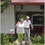 Costa RicaSan Antonio de Escazu, San Jose - Escazu - San Antonio de Escazu的房主家庭