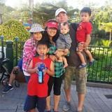 United StatesROWALND HTS, LA HABRA HTS 的房主家庭