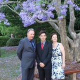 Familia anfitriona en Quiete, Brisbane, Australia