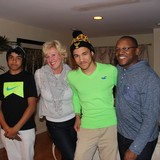 Família anfitriã em family orient residential, Bristol, United States
