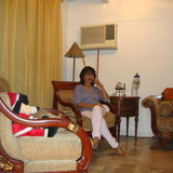 Família anfitriã Patricia del rocio em Guayaquil, Ecuador