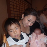 Homestay Host Family Mai in Hokutoshi Yamanashi, Japan