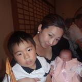Host Family in kobuchisawa, Hokutoshi Yamanashi, Japan