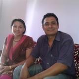 Famille d'accueil à Nayabazzar thamel, Kathmandu, Nepal