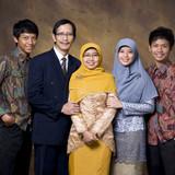 Família anfitriã em Cipayung/Cipayung, Jakarta/East Jakarta, Indonesia