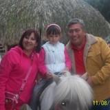 Família anfitriã em san carlos , bogota , Colombia