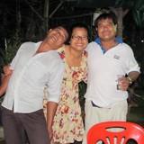 Familia anfitriona en   Nonghan District,  Udonthani  , Thailand