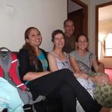 Famille d'accueil à Tinchuli Chowk, Boudha, Kathmandu, Nepal