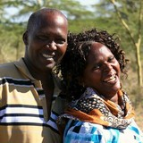 Família anfitriã Lucy em Nairobi, Kenya