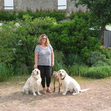 Homestay-Gastfamilie Debbie in Sainte Gemme, France