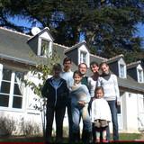 Gastfamilie in Maisons Blanches, St Cyr sur Loire, France