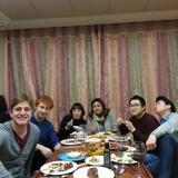 Host Family in Suwon, Hwaseong, Osan-si, South Korea